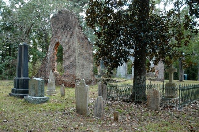 Pon Pon Churchyard