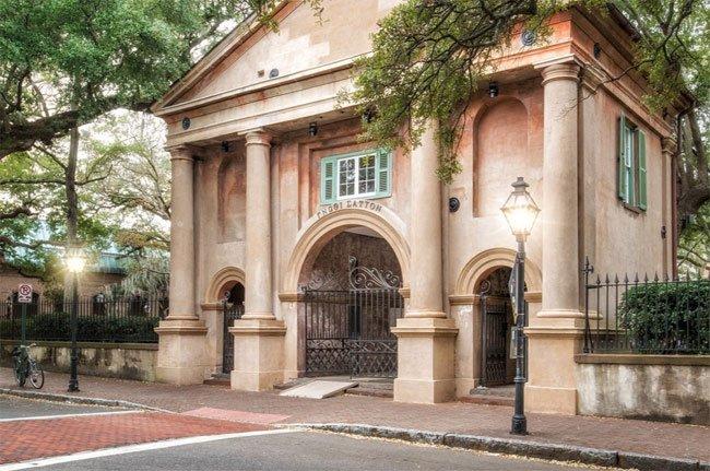 Porters Lodge Charleston