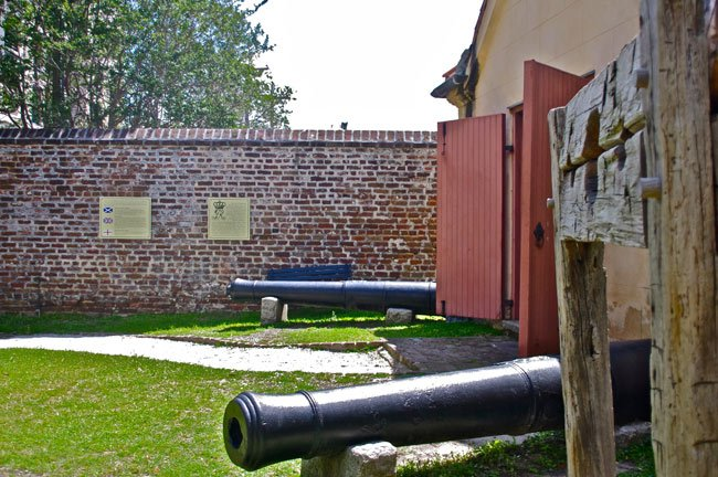 Powder Magazine Charleston
