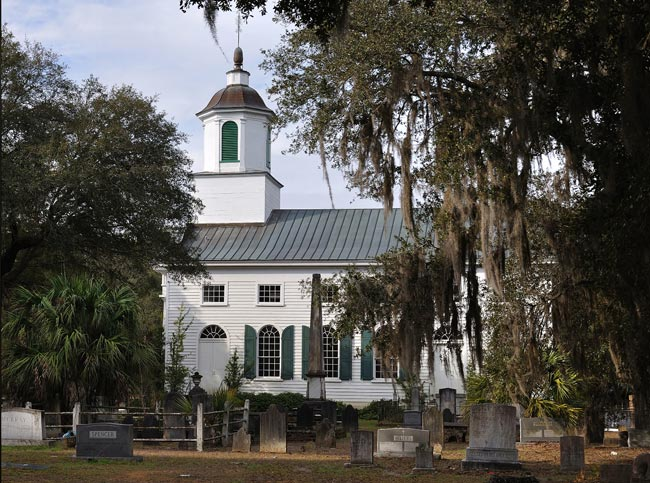 Presbyterian Church On Edisto