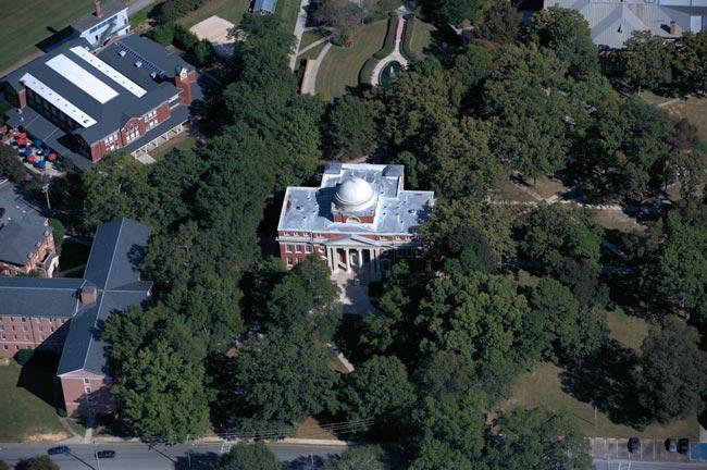 Presbyterian College SC