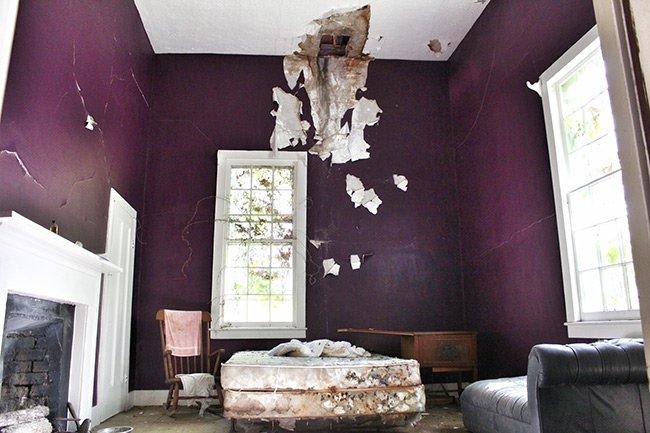 Presbyterian Manse Bedroom