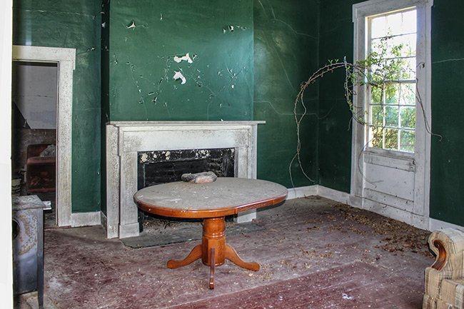 Presbyterian Manse Living Room
