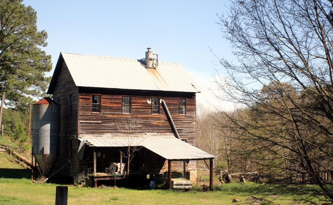 Price's Mill McCormick County