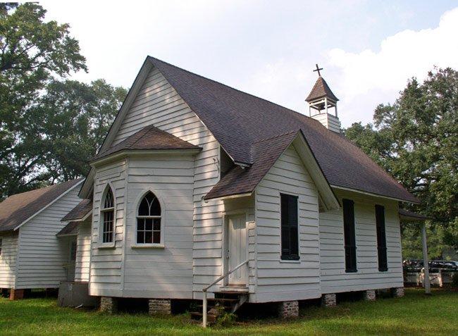 Prince Frederick Chapel