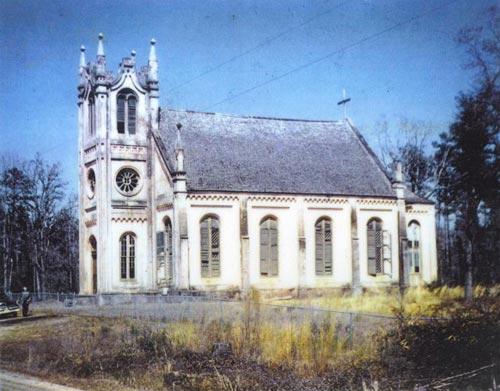 Prince Frederick Church