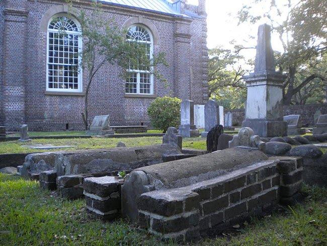 Prince George Winyah Episcopal Cemetery