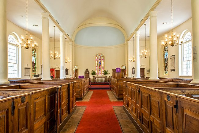 Prince George Winyah Church