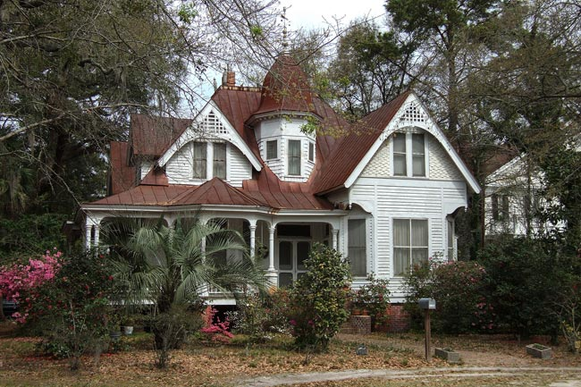 Prioleau House Summerville