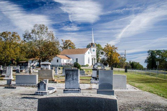 Providence Presbyterian Cemetery