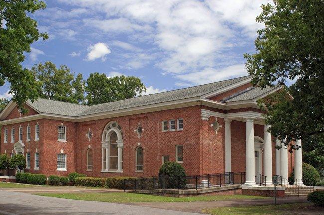 Providence UMC Side