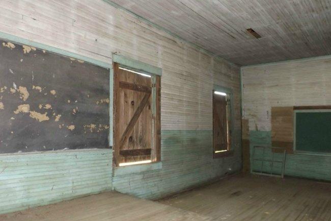 Pryor School Interior