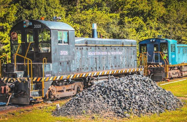 Railroad Museum Rion Rockton