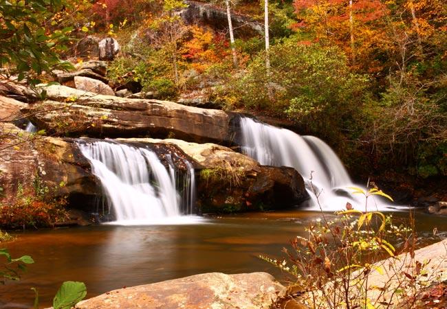 Ramsey Falls Oconee
