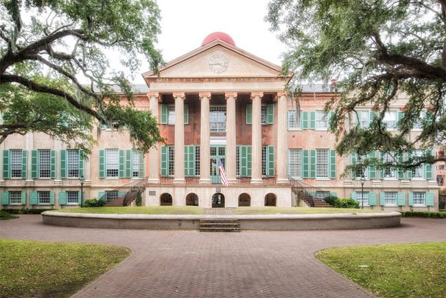 College of Charleston - Charleston, South Carolina