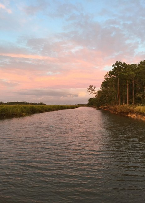 Rathall Creek
