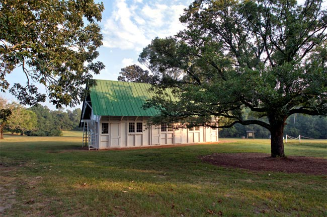 Redcliffe Plantation Stable