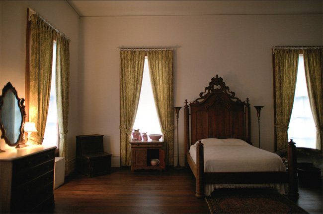 Redcliffe Plantation Bedroom