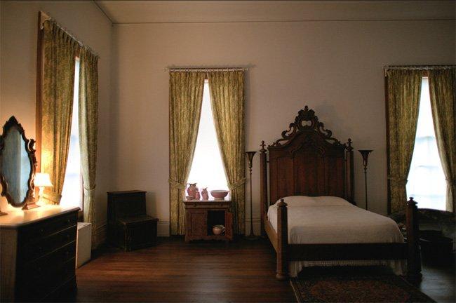 Redcliffe Plantation Bedroom