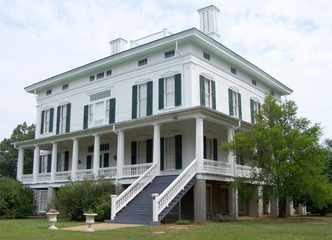 Redcliffe Plantation - Beech Island, South Carolina on historic plantation houses, historic plantation homes in louisiana, historic plantation homes in texas, historic homes in alabama book, historic plantation homes in the south, old planation homes sale,