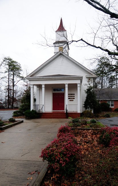Reedy River Presbyterian Church