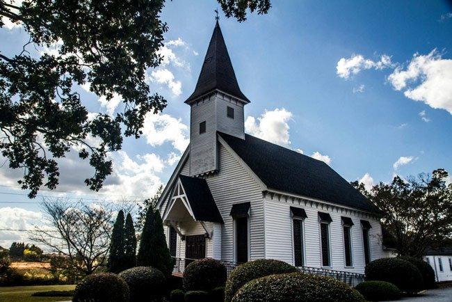 Reidville Presbyterian Side
