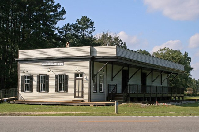 Renovated Society Hill Depot