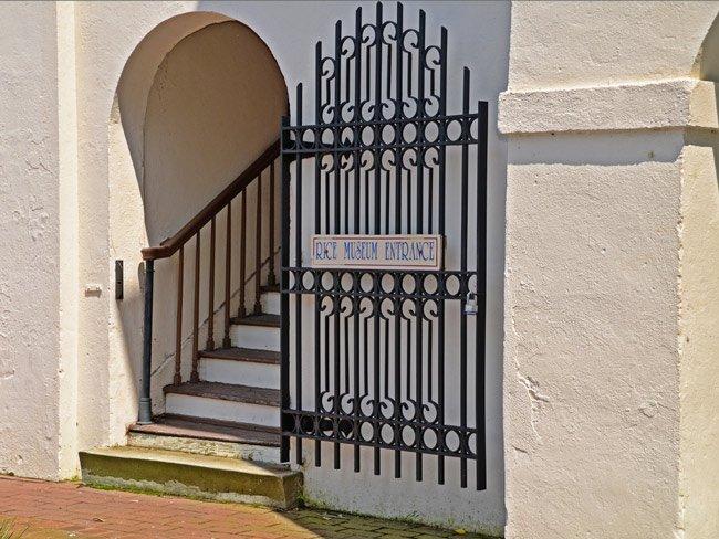 Rice Museum Gate