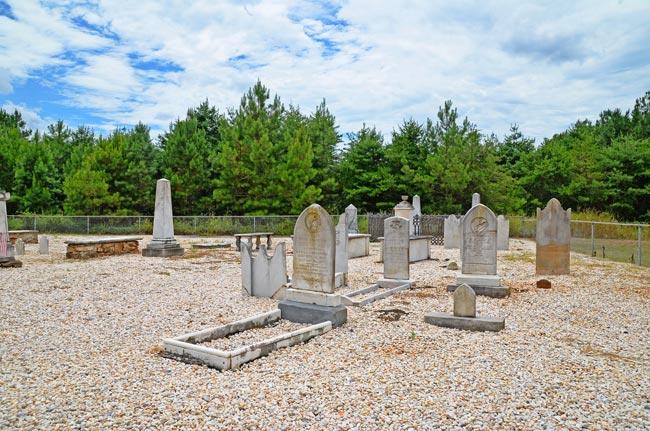 Richardson Cemetery Summerton