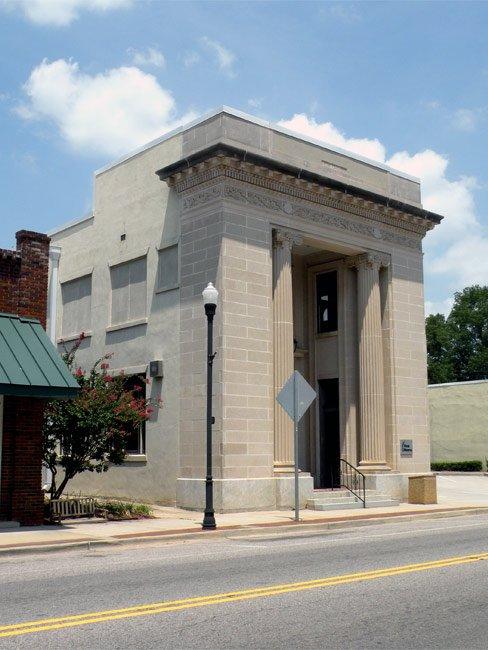 Ridge Spring SC Bank