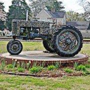 Ridge Spring Tractor