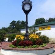 Ridgeland Town Clock