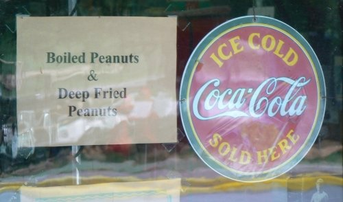 Peanuts and Cola
