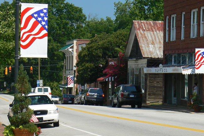 Ridgeway, South Carolina