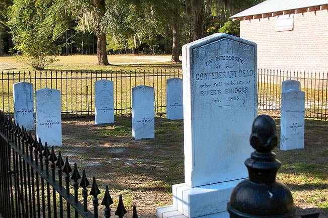 Rivers Bridge State Park Confederate Cemetery