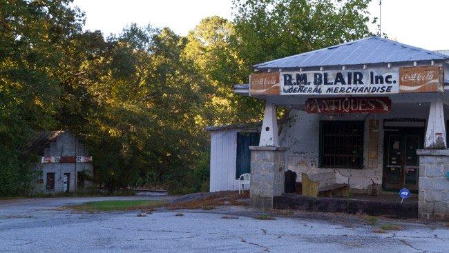 RM Blair Store