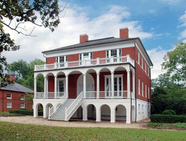 Robert Mills House in Columbia