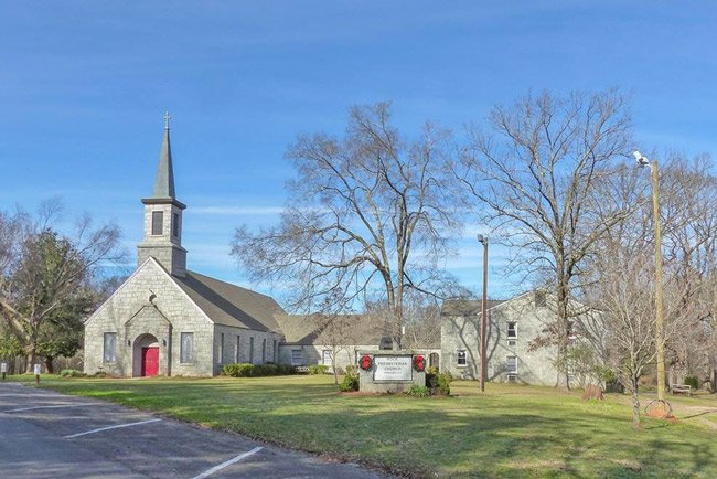 Rock Church Greenwood