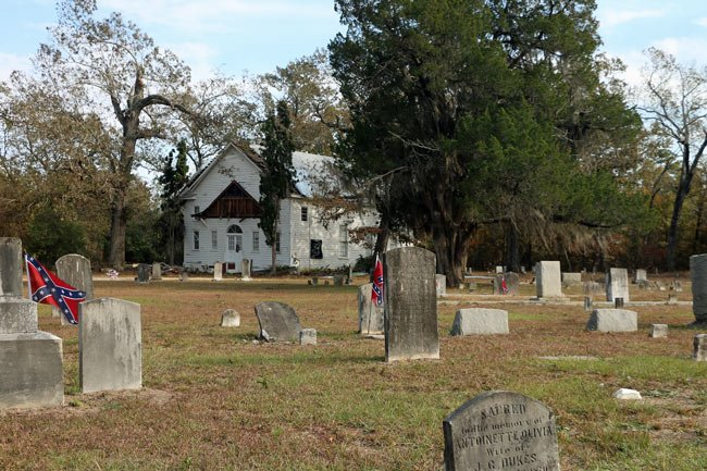 Rocky Swamp Cemetery