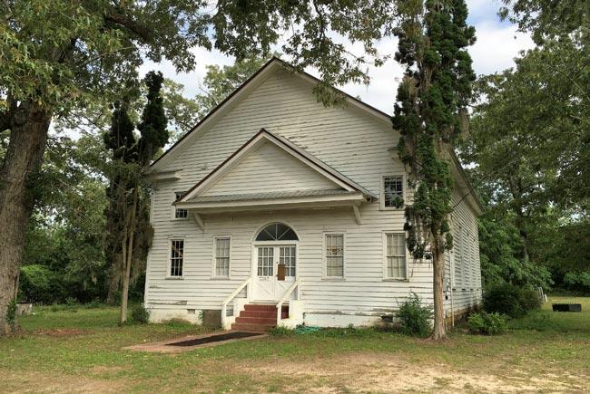 Rocky Swamp Church