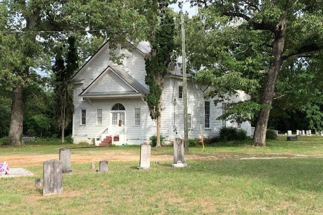 Rocky Swamp Churchyard