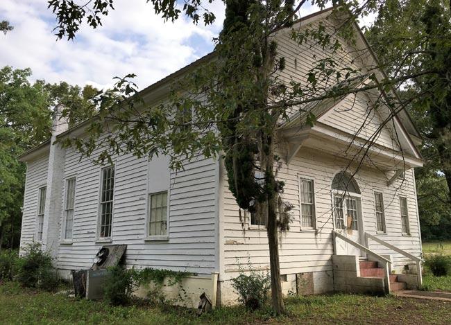 Rocky Swamp Methodist Church