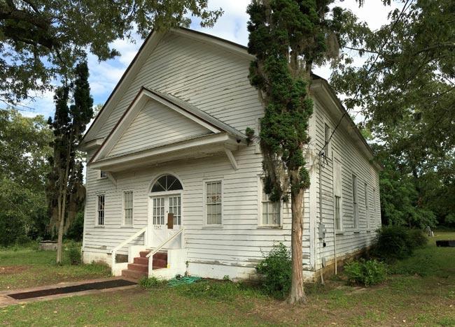 Rocky Swamp Methodist