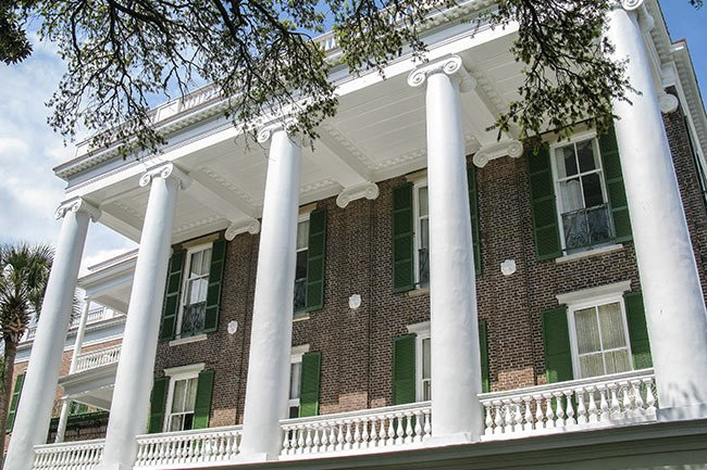 Roper House Charleston Veranda