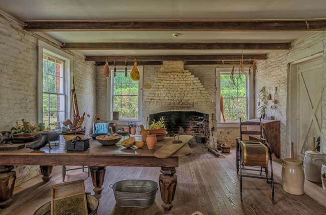 Rose Hill Kitchen