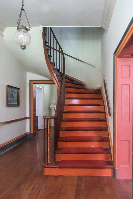 Rose Hill Plantation Stairs