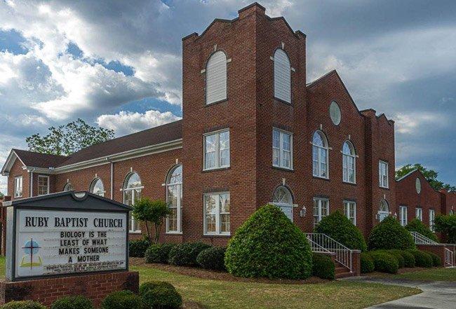 Ruby Baptist