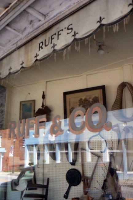 Ruff and Co. in Ridgeway, SC