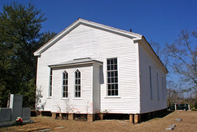 Ruff Chapel Rear