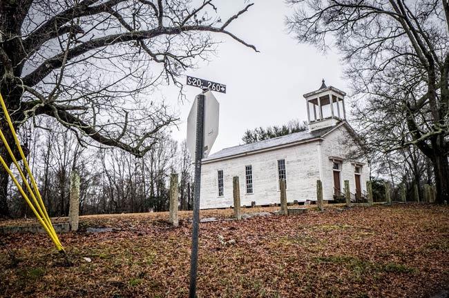 Ruff Chapel Side